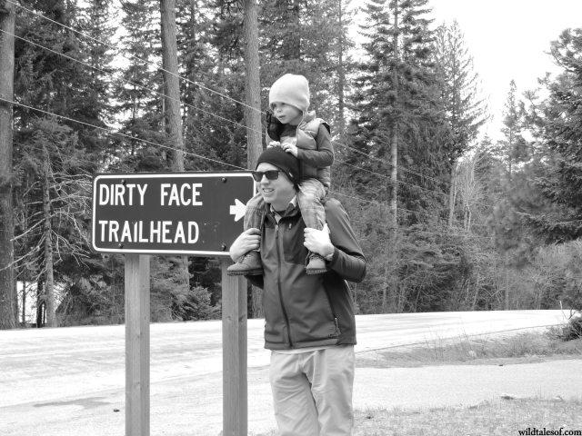 Dirty Face Trail: Lake Wentatchee, WA | WildTalesof.com