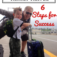Packing for Family Travel: 6 Steps for Success